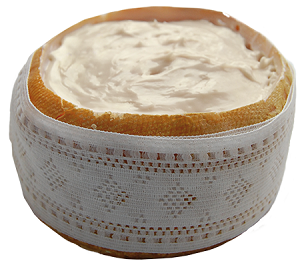 torta del casar cheese